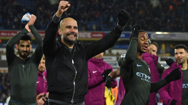Guardiola delighted by renaissance of attacking style