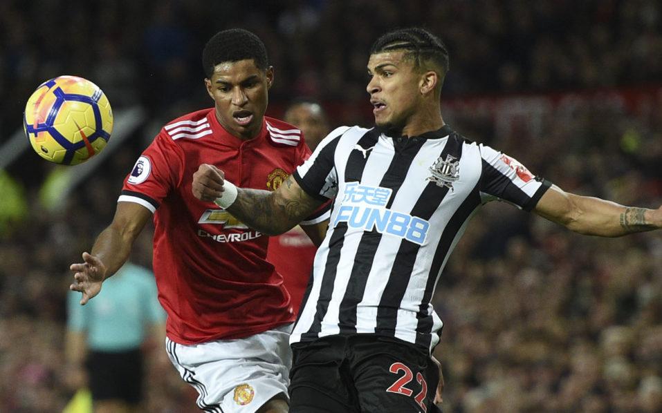 Mourinho explains Man United's Martial, Rashford dilemma