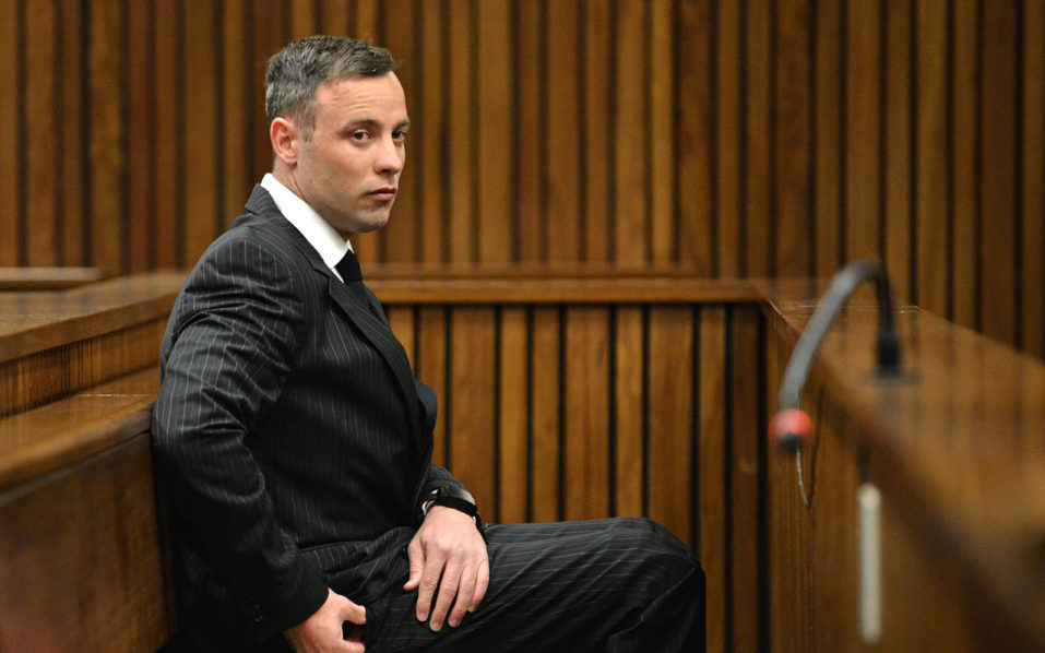 Oscar Pistorius's jail sentence increased to 13 years and five months