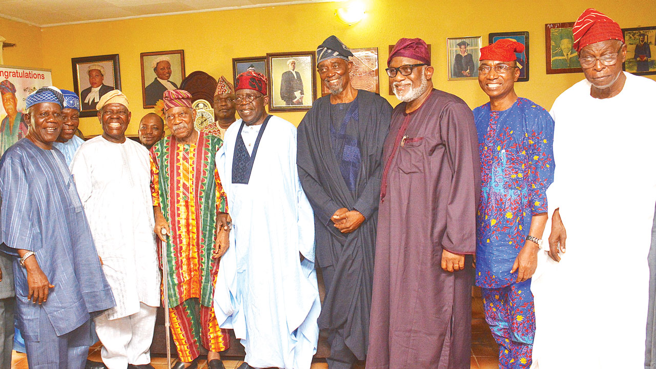 NEWS:No automatic ticket for Buhari in 2019, says Tinubu