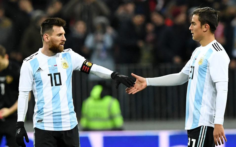 Dybala, Messi renew rivalry in Turin — Sport — The ...