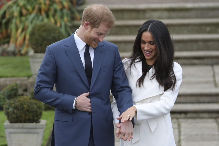 Prince Harry, Meghan Markle announce day chosen for springtime royal wedding ceremony