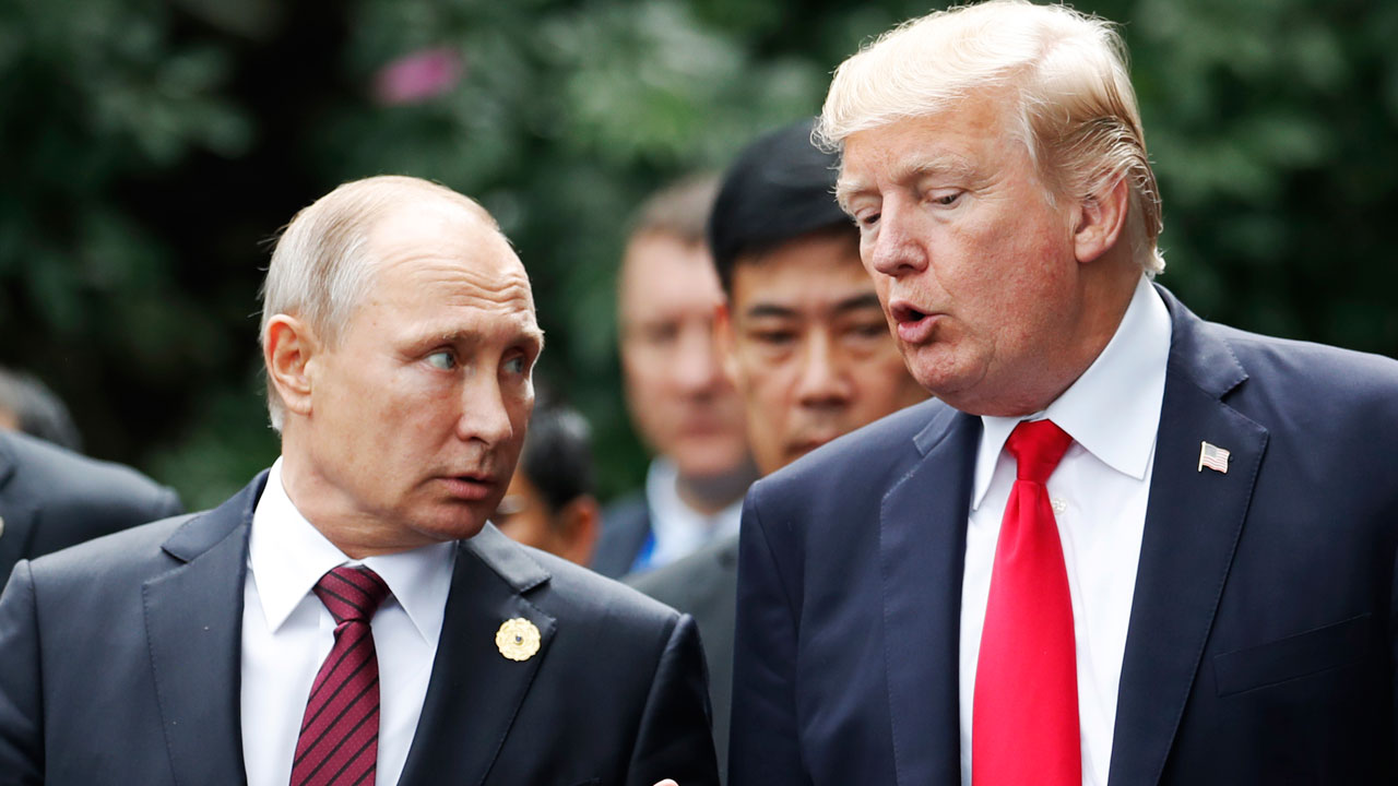 Trump, Putin agree 'no military solution' in Syria:…