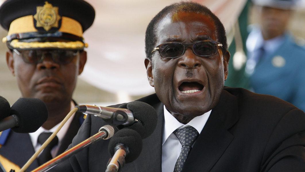 Zimbabwe unveils generous Mugabe retirement package