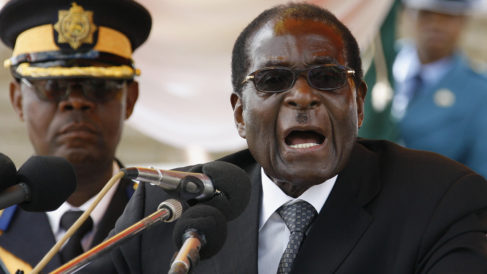The fall of Mugabe