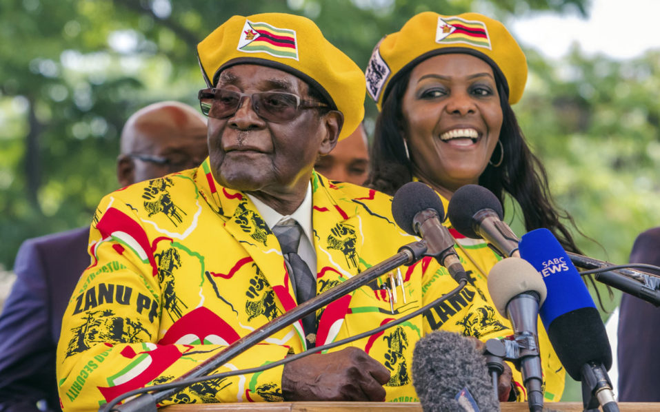 Mugabe risks expulsion from ruling party