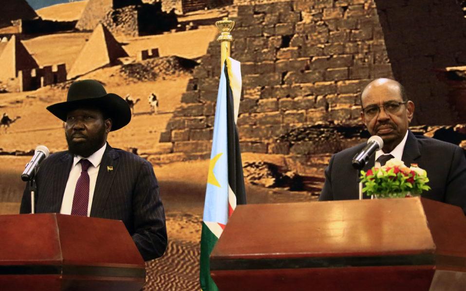 Kiir accuses Sudan of being 'source of weapons' in S.Sudan war