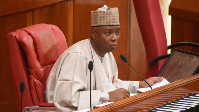 Image result for Saraki denies receiving juicy offers from Presidency