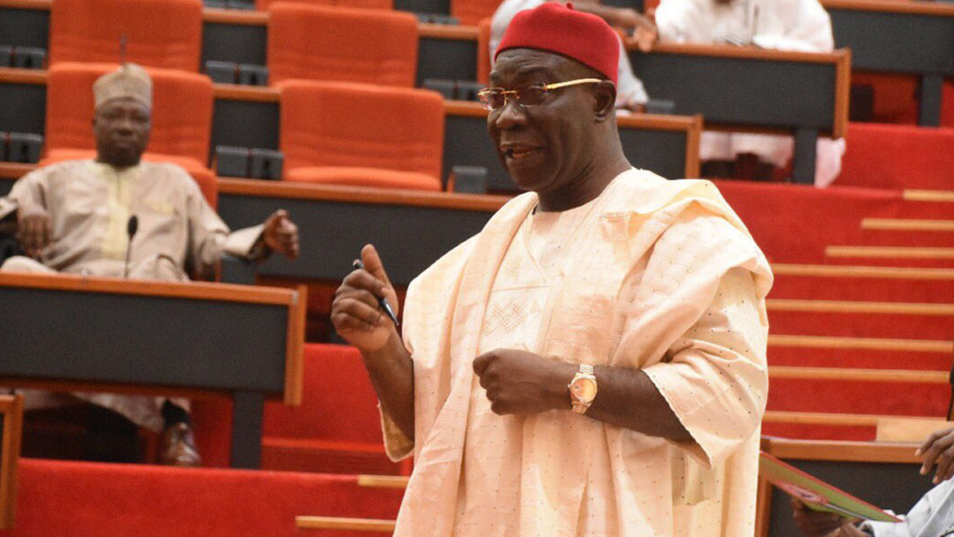 Ekweremadu victim of burglary attempt, police say