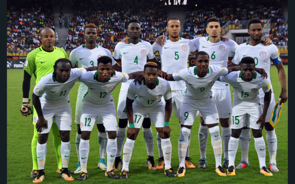Nigeria drops in latest FIFA ranking
