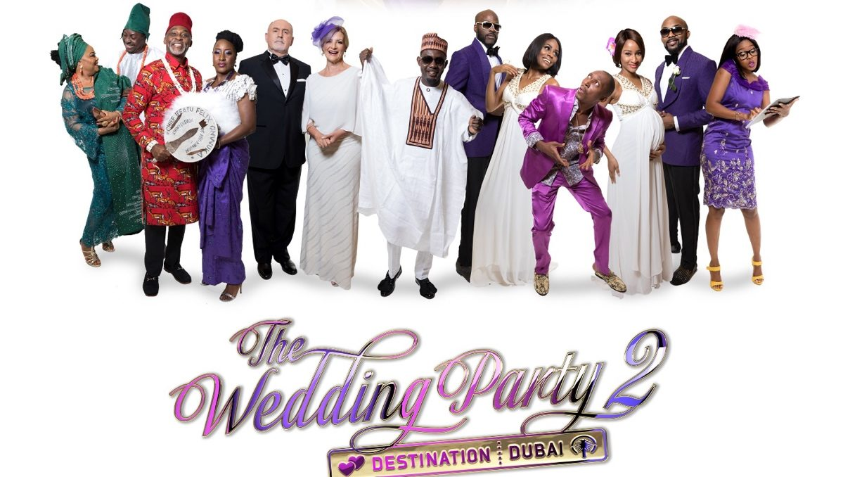 Wedding Party 2.Enter The Wedding Party 2 Destination Dubai The Guardian Nigeria