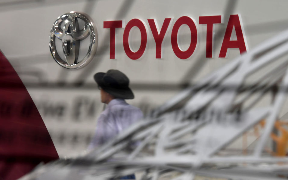 Toyota hits it big, raises forcast for the whole year