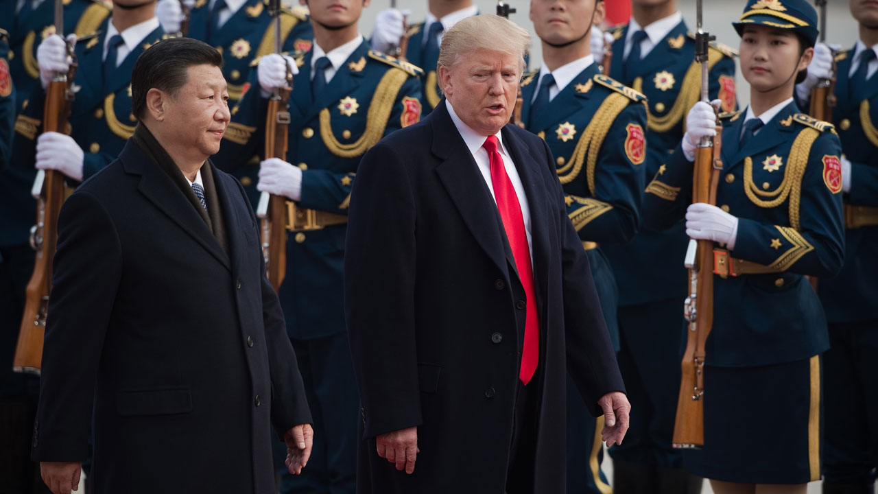 Trump sees 'solution' to North Korea crisis in talks with Xi
