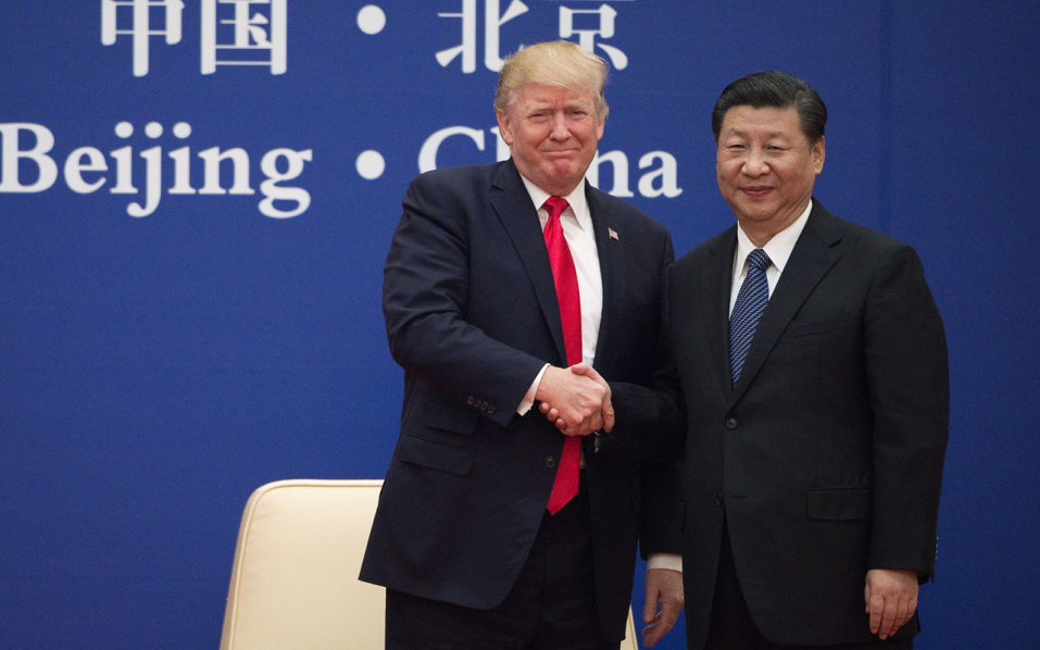 Trump urges China's Xi to work 'hard' and fast on North Korea