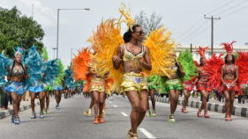 Image result for Rick Ross and calabar carnival