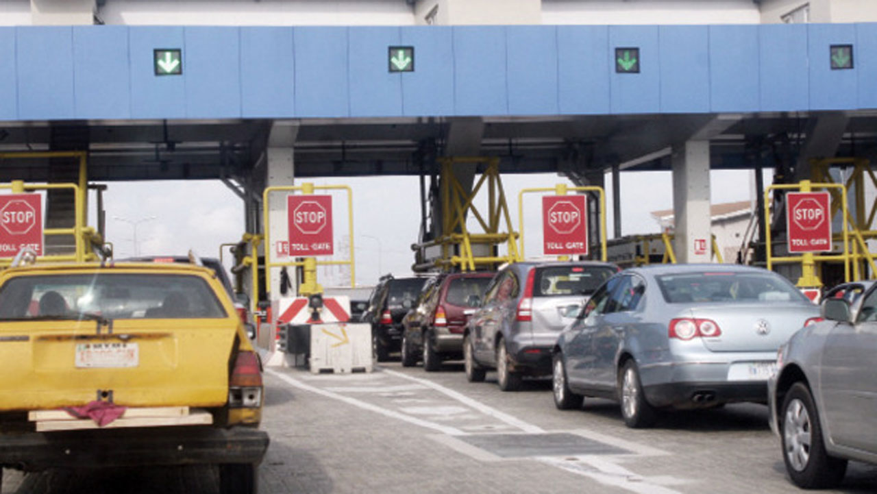 FG brings back toll gates