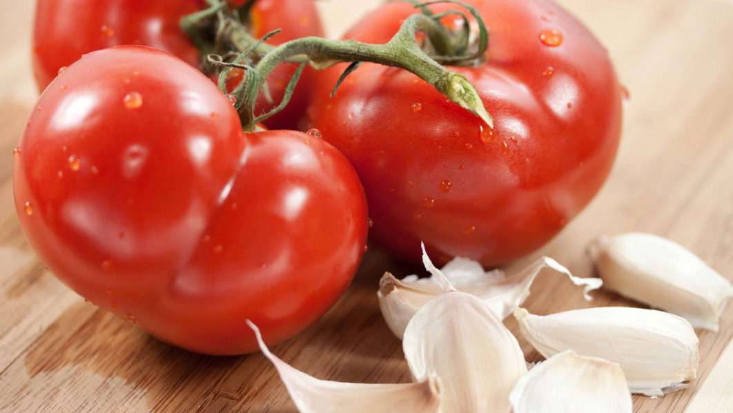 Two tomatoes a day may keep lung disease at bay