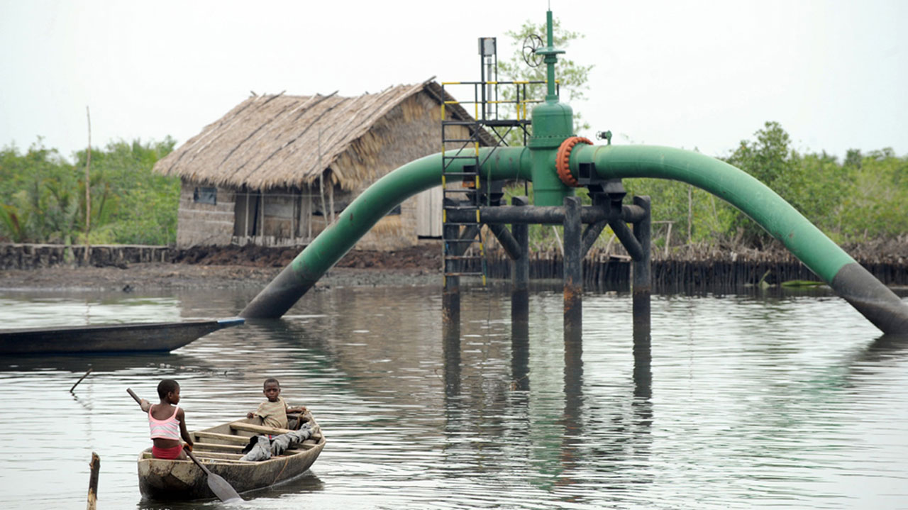 Shell in eye of the storm over 'crimes' in Ogoniland