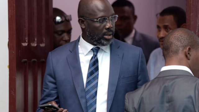 Buhari, other African leaders for Weah's inauguration today