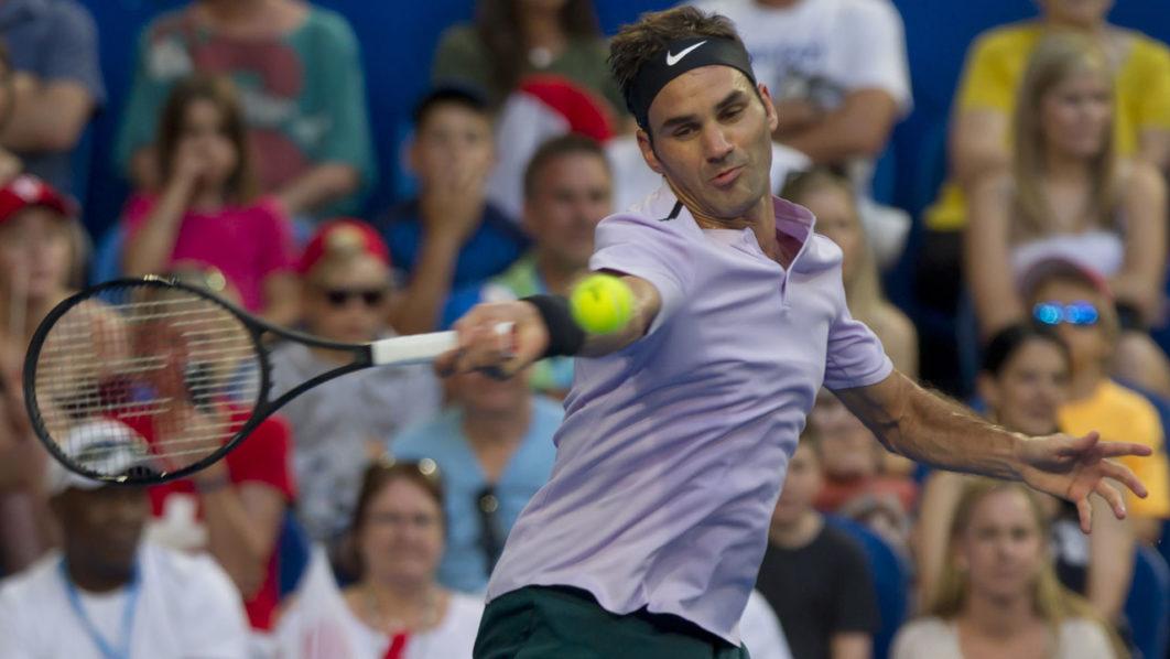 Flying Federer Leads Swiss Into Hopman Final The Guardian Nigeria