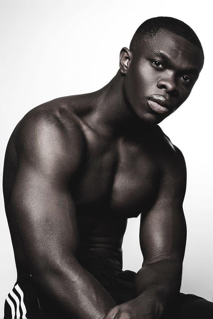 African Gay Man 45