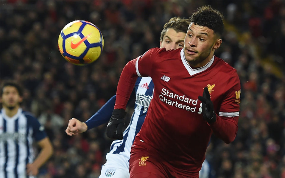 Alex Oxlade-Chamberlain can become 'more decisive' - Jurgen Klopp