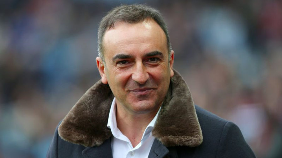 Image result for Swansea hire Carvalhal as boss until end of season