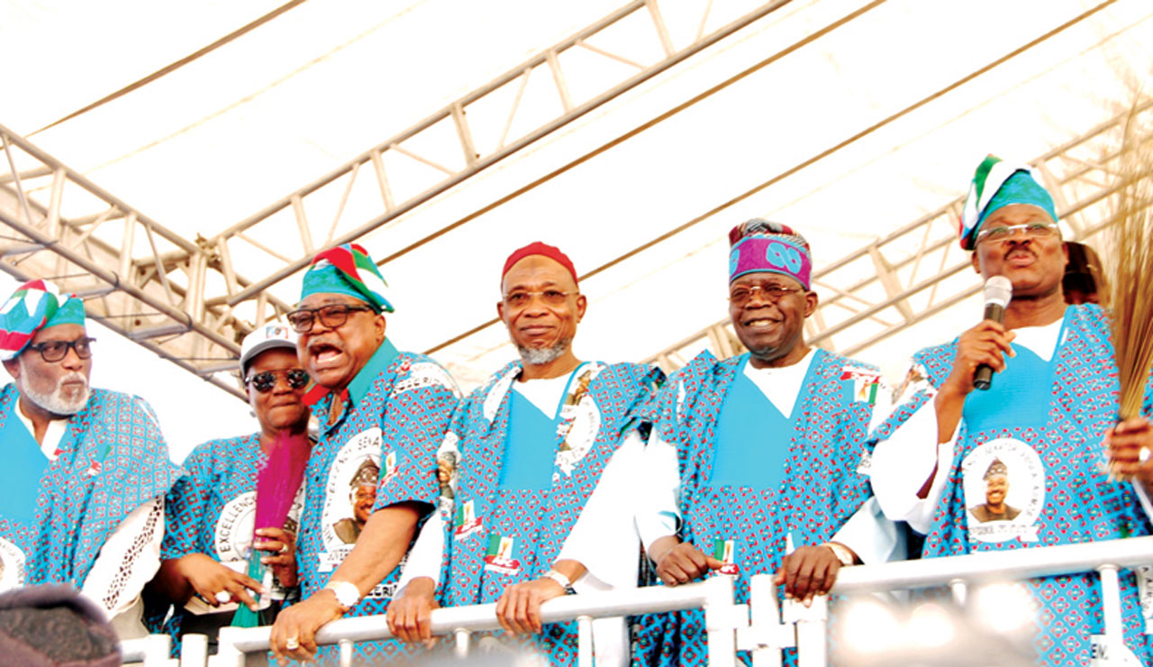 APC's stainless kitchen can accommodate more cooks - Senator Tinubu