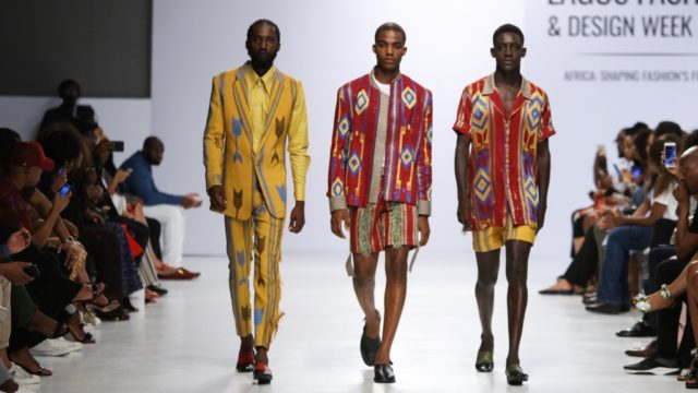 It Is Now Lagos Fashion Week Not Lfdw Saturday Magazine The Guardian Nigeria News Nigeria And World News