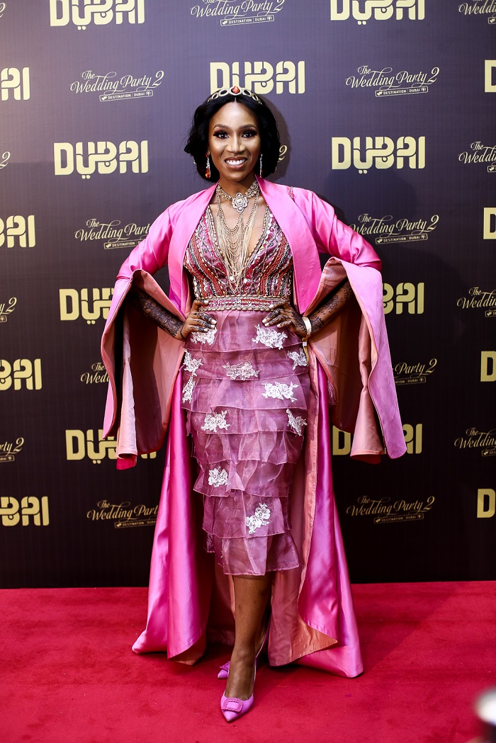"""What The Stars Wore To """"The Wedding Party 2: Destination Dubai ..."""