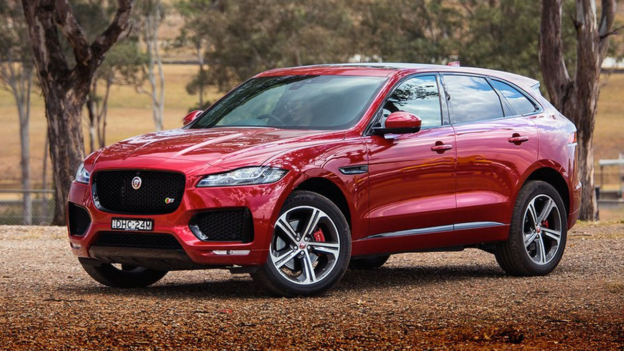 jaguar f pace e pace get five star safety rating features the guardian nigeria newspaper. Black Bedroom Furniture Sets. Home Design Ideas