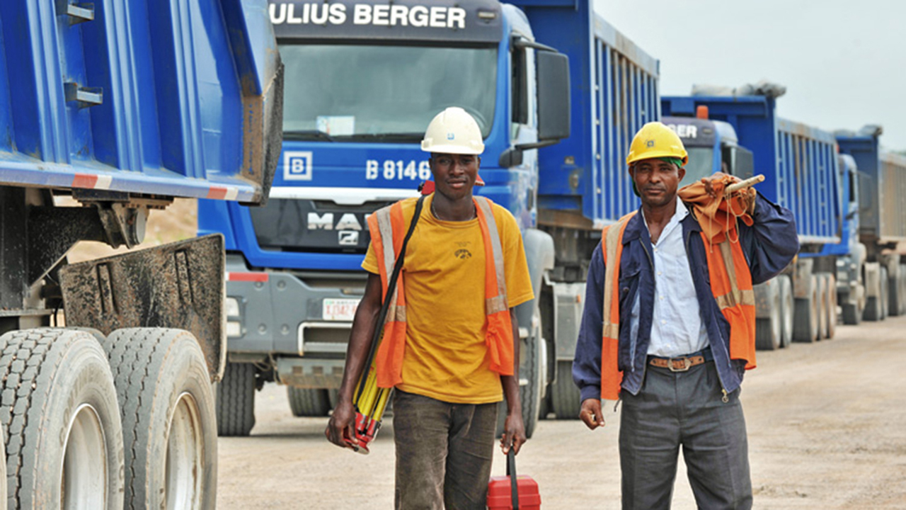 Julius Berger begins rehabilitation work on Lagos-Ibadan expressway August 3