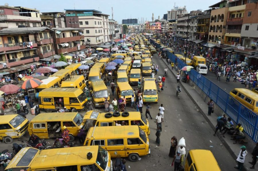 lagos looks to the water to beat traffic gridlock the guardian