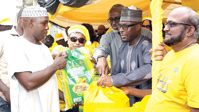 MTN excites Nigerians with freebies in Season of Surprises