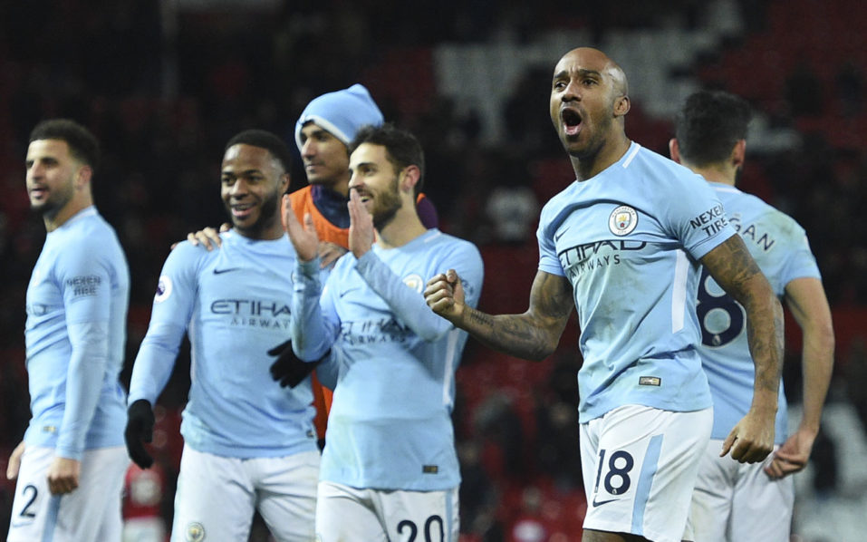 Man City top financial firepower list