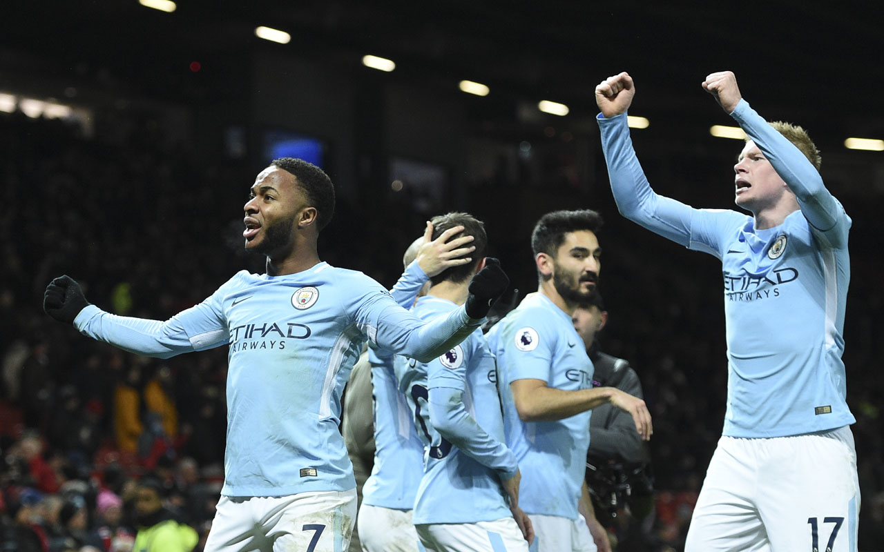 EPL: Manchester City eye record against Swansea