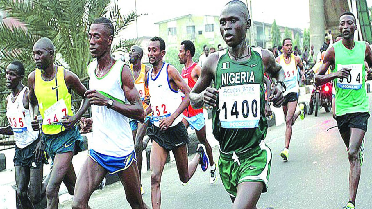 Kenyan-Born French Athlete Kiprotich Wins 2018 Lagos City Marathon Amidst Controversy