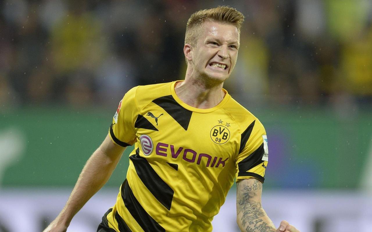 Dortmund desperate for Reus return