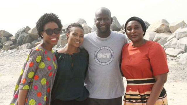 Boyo, Omotoso challenge Nollywood, make a different kind of film