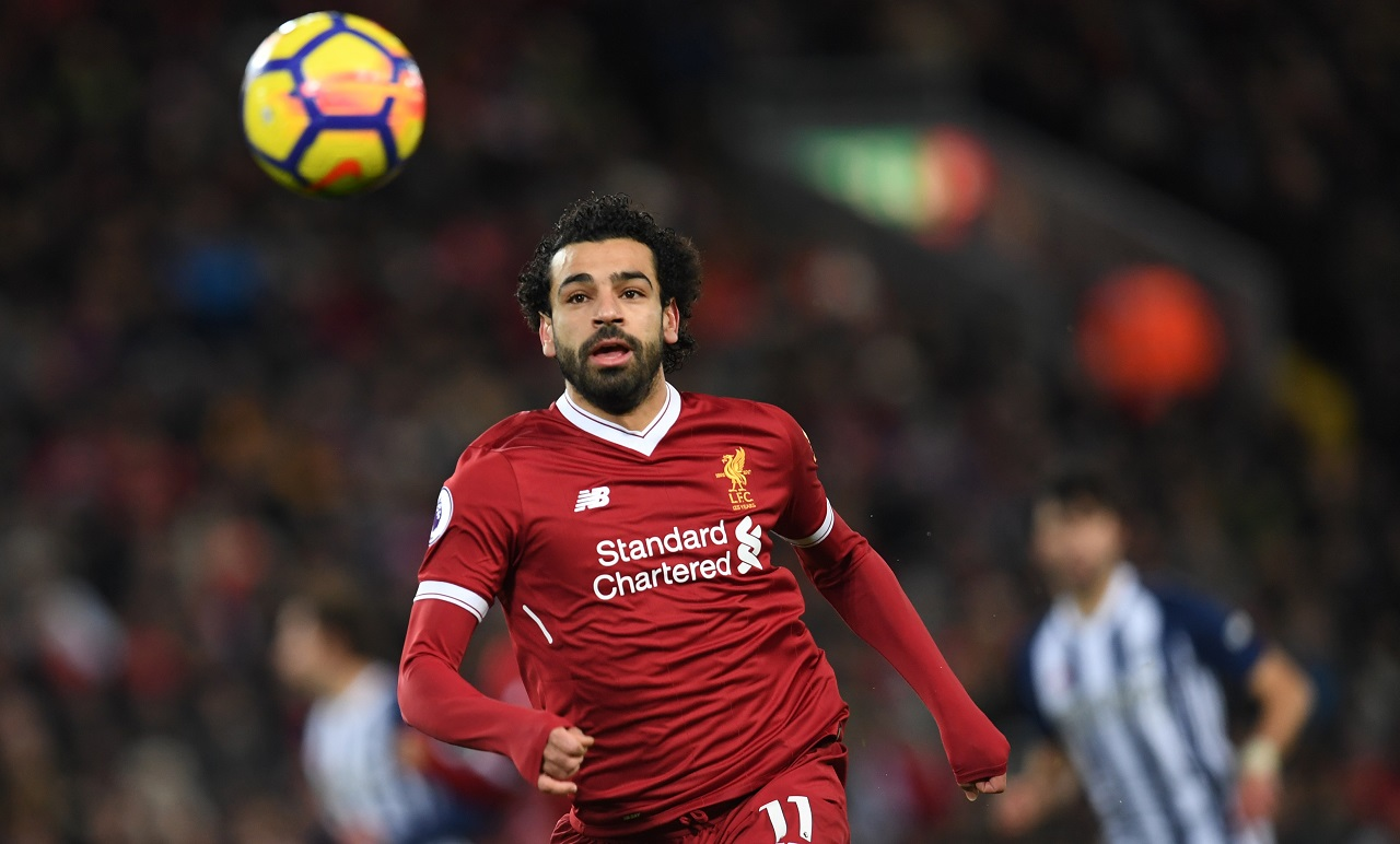 Salah first African to score 30 goals in EPL season | The ...