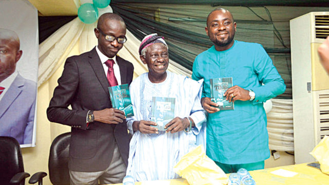 Agboola launches The Reality of Time
