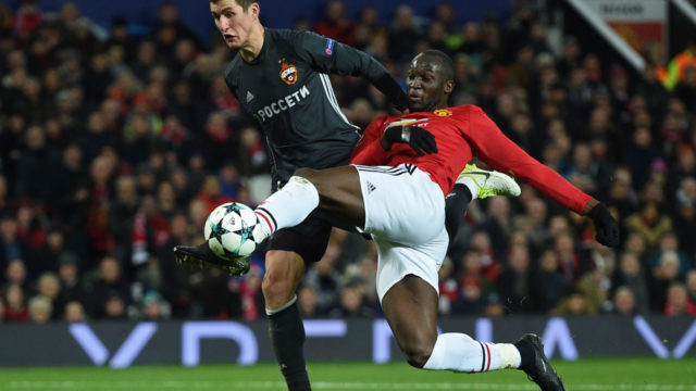 Lukaku, Rashford send Man Utd into last 16