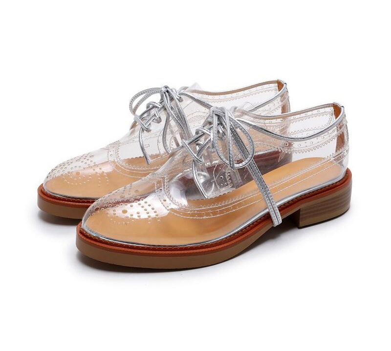 Clear Shoe Trend Get Transparent In Style  Guardian Life  The Guardian Nigeria -7966