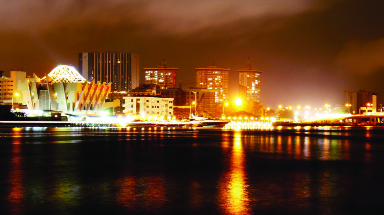 capture your lagos at night