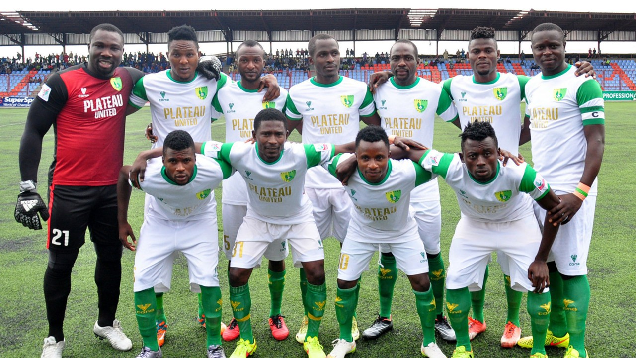 Plateau Utd, MFM, get opponents — CAF Champions League