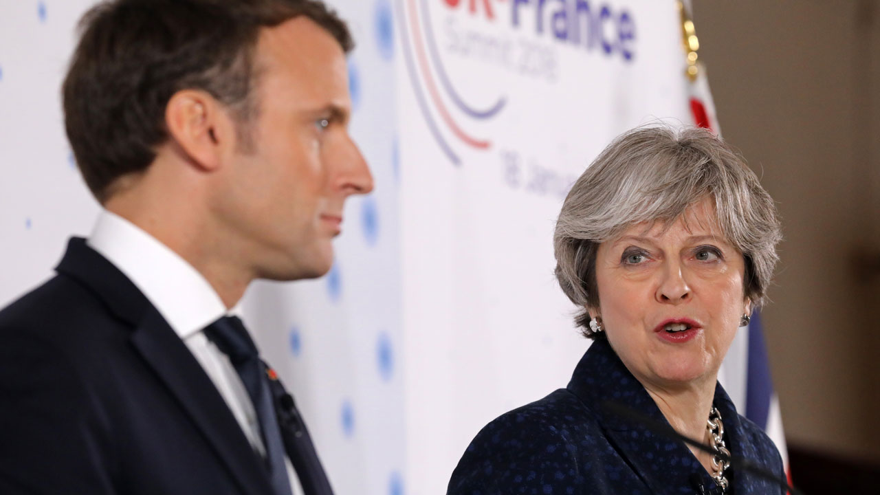 Brexit special trade agreement possible, says Macron
