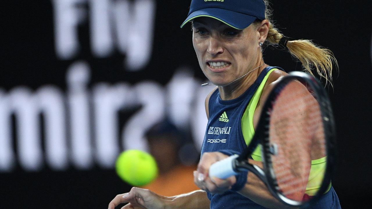 Fit-again Sharapova focusing on positives despite Australian Open exit