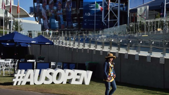 2018 Australian Open: Welcome to Melbourne