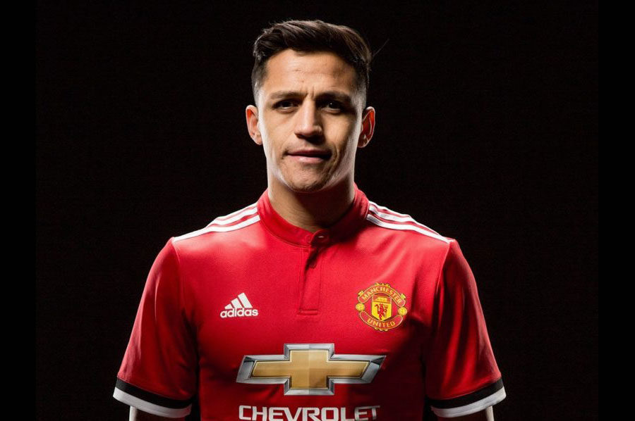 the best attitude 9fd62 ada02 Top player' Sanchez in Man Utd FA Cup squad | The Guardian ...