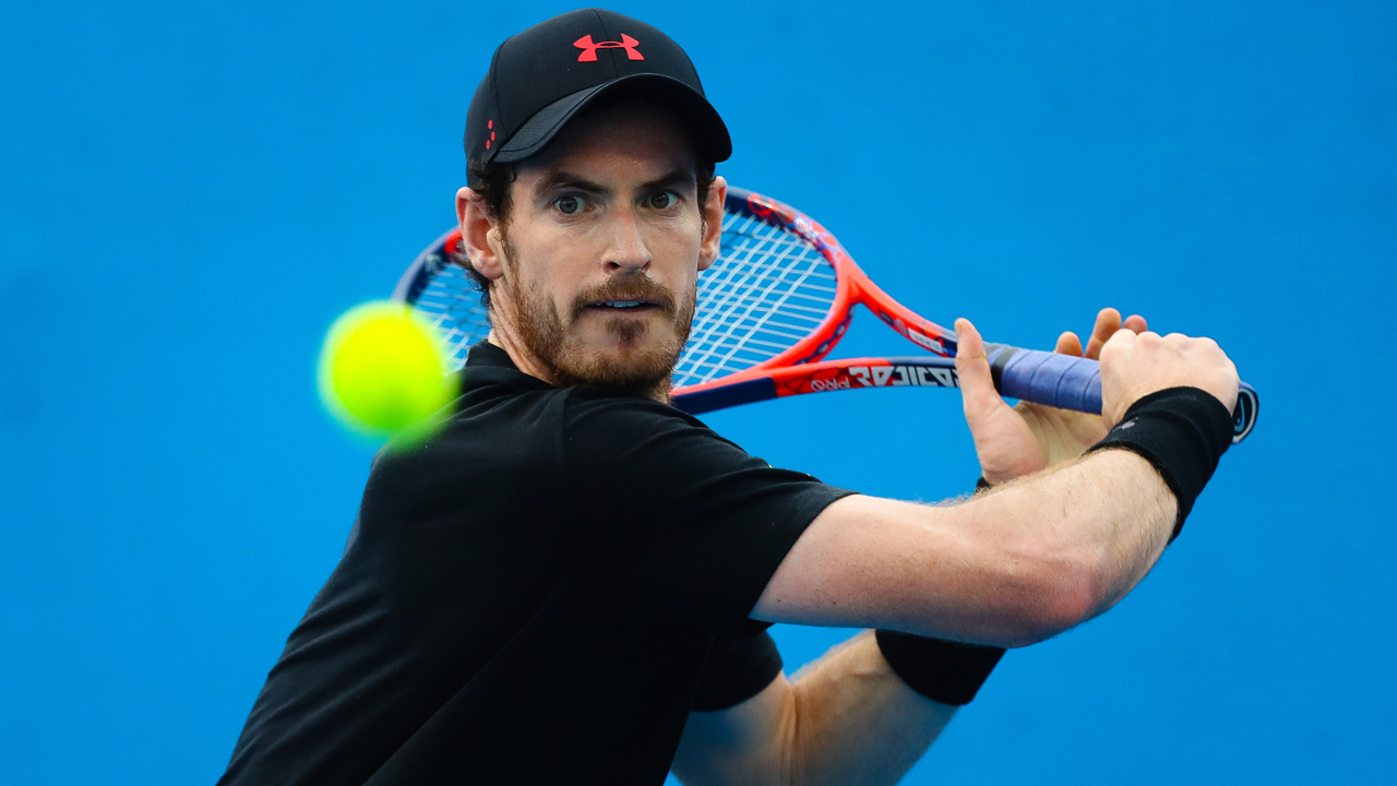 Murray to make competitive return against Kyrgios next week